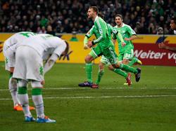 Der Eindruck täuscht: Noch verneigt sich die Konkurrenz nicht vor der Stärke der Wolfsburger