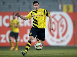Edisson Jordanov wechselte von Borussia Dortmund II zu den Stuttgarter Kickers