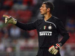 Francesco Toldo spielte neun Jahre lang für Inter