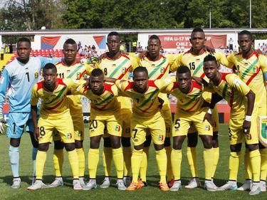 Los africanos desean pisar la final del Mundial Sub-17 de Chile. (Foto: Imago)