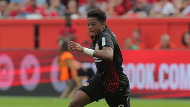 Leon Bailey wird den Bayer-Fans aller Voraussicht nach erhalten bleiben