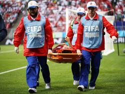 William Kvist zog sich gegen Peru eine Rippenverletzung zu