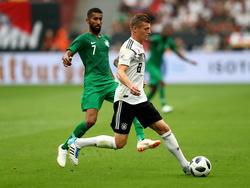 Kroos es una pieza fundamental en la medular del conjunto germano. (Foto: Getty)