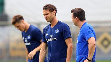 Steht beim Hamburger SV vor dem Absprung: Albin Ekdal