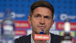 Ralf Becker holte Hannes Wolf als neuen Cheftrainer zum HSV