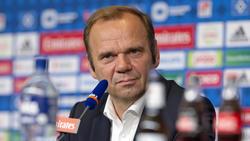Bernd Hoffmann nimmt HSV-Trainer Hannes Wolf in Schutz