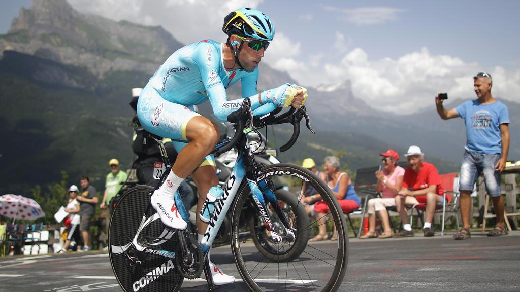 Vincenzo Nibali will 2019 neu angreifen