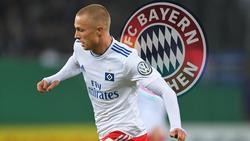 HSV-Youngster FieteArp hat beim FC Bayern unterschrieben