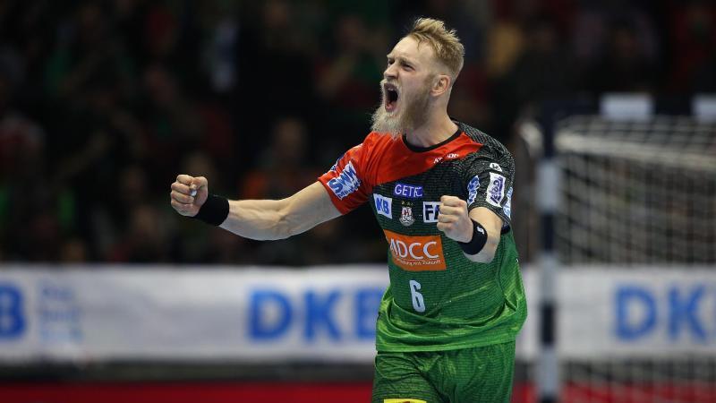 Matthias Musche erzielte zehn Tore für den SC Magdeburg