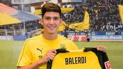 Leonardo Balerdi verletzte sich bei der Nationalmannschaft