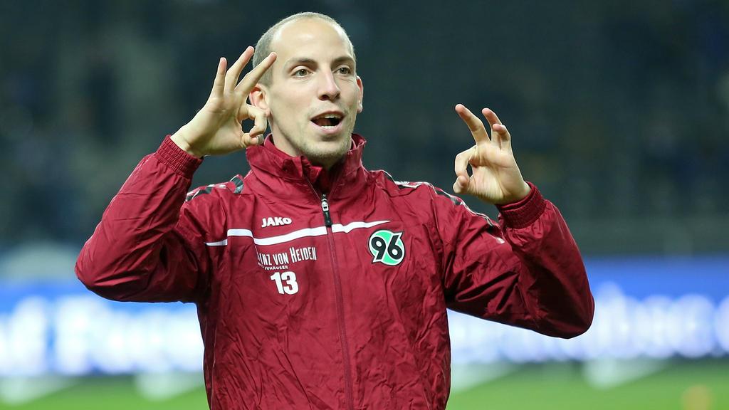 Jan Schlaudraff übernimmt Verantwortung bei Hannover 96
