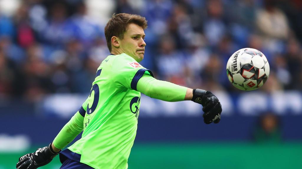 Alexander Nübel wurde beim SC Paderborn ausgebildet und wechselte 2015 zum FC Schalke 04