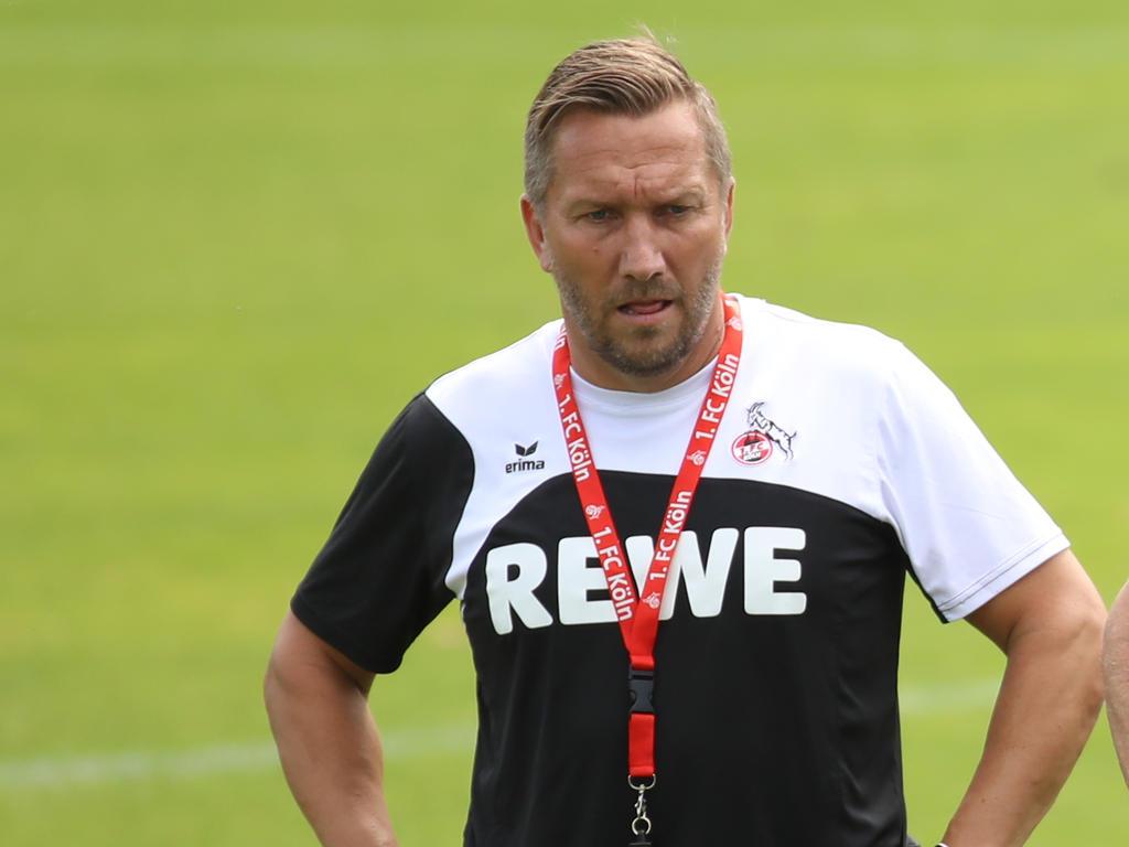 Manfred Schmid wird beim 1. FC Köln weiter als Co-Trainer fungieren