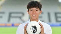 Woo-Yeong Jeong kommt von Bayern München