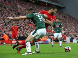 Liverpool FC kam gegen Plymouth Argyle nicht über ein 0:0 hinaus