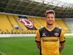 Dynamo Dresden verpflichtet Möschl (Bildquelle: Vereinshomepage)