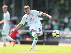 Verlässt Werder Bremen und wechselt nach Fürth: Levent Ayçiçek
