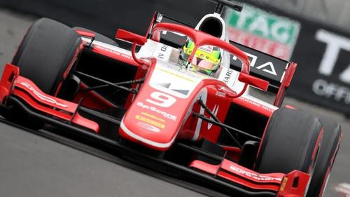 In seiner ersten Formel-2-Saison ist Mick Schumacher noch ohne Podestplatz