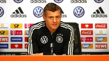 Toni Kroos glaubt, dass Jürgen Klopp noch lange Vereinstrainer bleibt