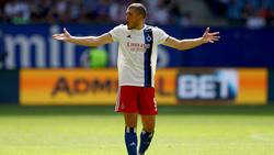 Der HSV holte gegen Darmstadt einen späten Punkt