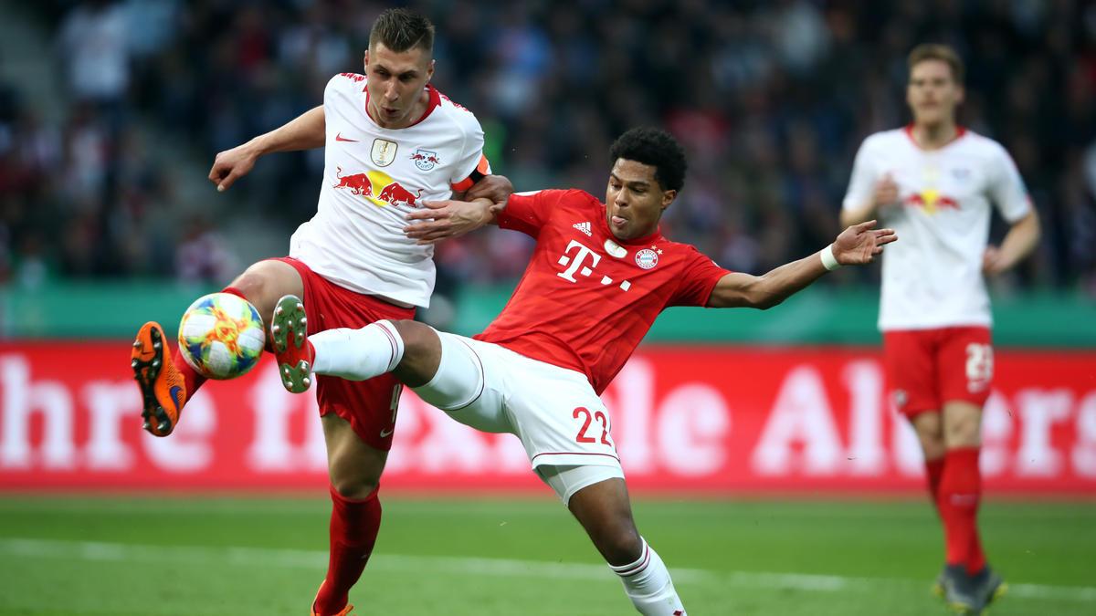Orban will mit RB Leipzig die Tabellenspitze halten