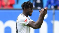 Ist den Hamburger Fans und dem HSV für die Unterstützung dankbar: Bakery Jatta