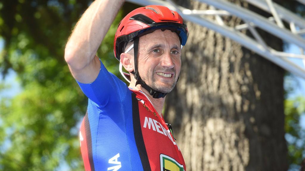 Davide Rebellin setzt seine Karriere fort