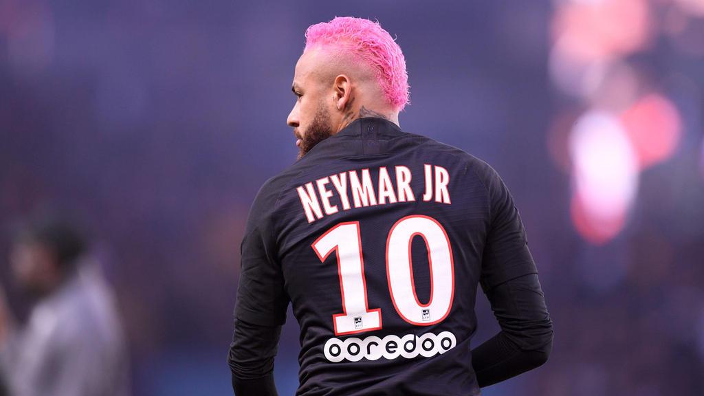 Neymar wird wohl passend zum BVB-Duell fit