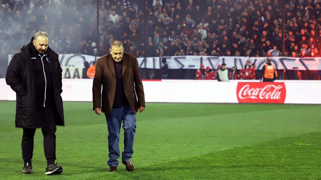 Empfindlicher Punktabzug für PAOK