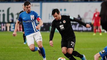 Rostock ließ Braunschweig keine Chance
