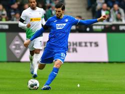 Florian Grillitsch hat sich bei Hoffenheim zur unverzichtbaren Stammkraft gemausert