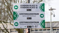 Werder Bremen darf doch trainieren