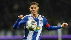 Steht wieder im Training: Niklas Stark von Hertha BSC
