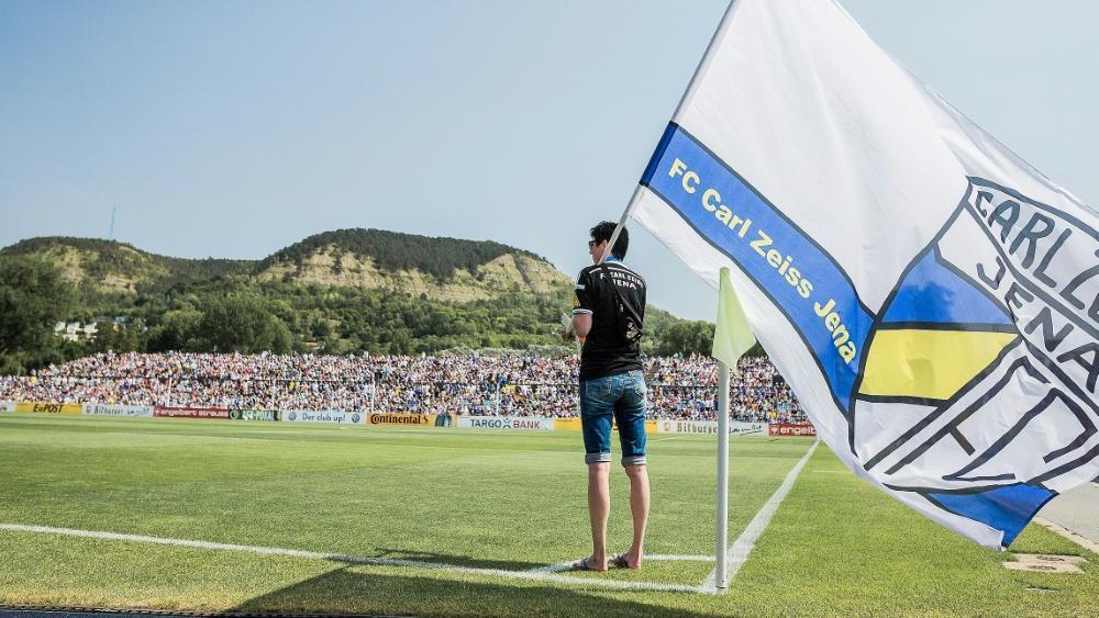 Jena wehrt sich gegen den Neustart der 3. Liga