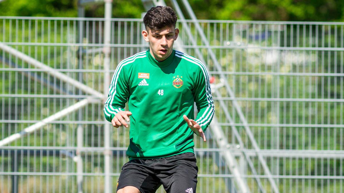 Angeblich im Fokus von BVB und FC Bayern: Yusuf Demir