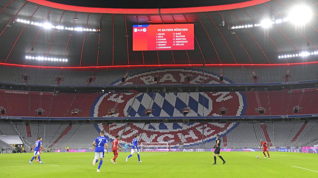 Der FC Bayern ließ dem FC Schalke 04 keine Chance