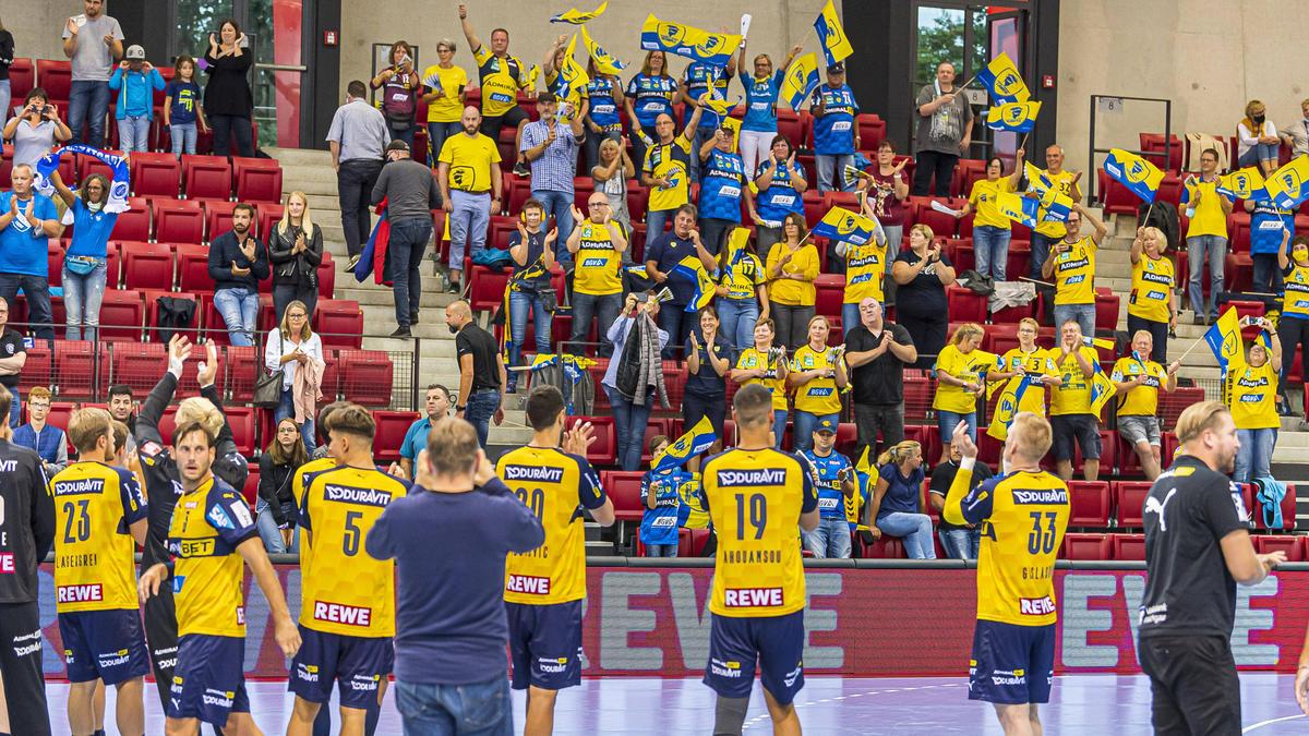 Die Rhein-Neckar Löwen verzichten vorerst auf Fans