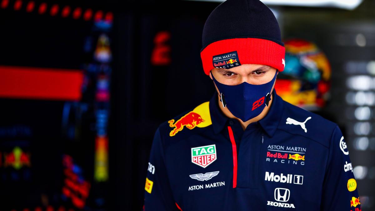 Heftiger Gegenwind für Alex Albon in der Formel 1