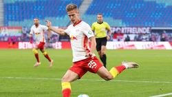 Dani Olmo überzeugt bei RB Leipzig