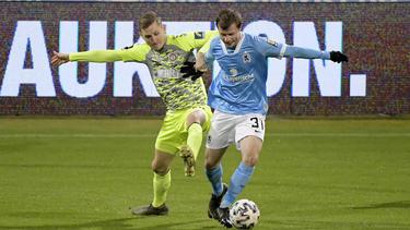 1860 München und Wehen Wiesbaden trennten sich unentschieden