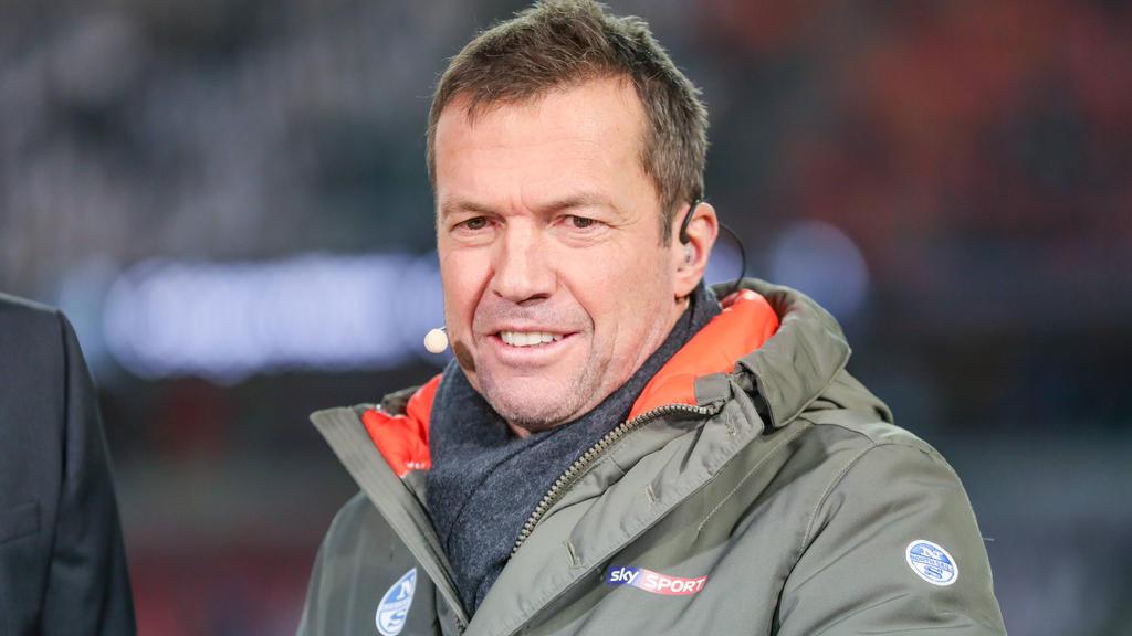 Lothar Matthäus geht mit dem FC Schalke hart ins Gericht