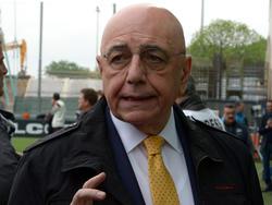 Adriano Galliani steht unter Verdacht des Steuerbetrugs