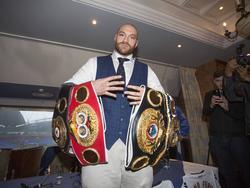 Tyson Fury - Großbritannien