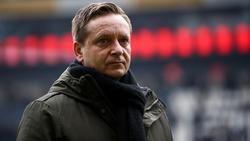 Horst Heldt ist der Manager von Hannover 96