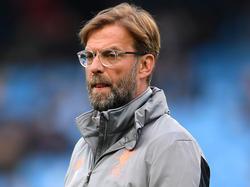 Jürgen Klopp bewertet den Sieg gegen Rom nüchtern
