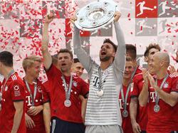 Sven Ulreich ist Spieler der Saison beim FC Bayern München