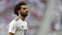 Im Clinch mit dem ägyptischen Verband: Mohamed Salah