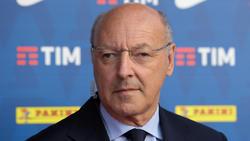Verlässt die Bianconeri: Giuseppe Marotta