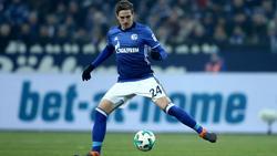 Bastian Oczipka gab für den FC Schalke sein Comeback