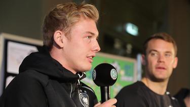 Hoffnungsträger beim DFB: Julian Brandt